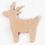 Fairy Tale Charm <Backing Charm> Reindeer