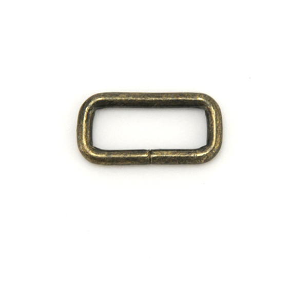 Strap Keeper Loops - 21 mm - Antique