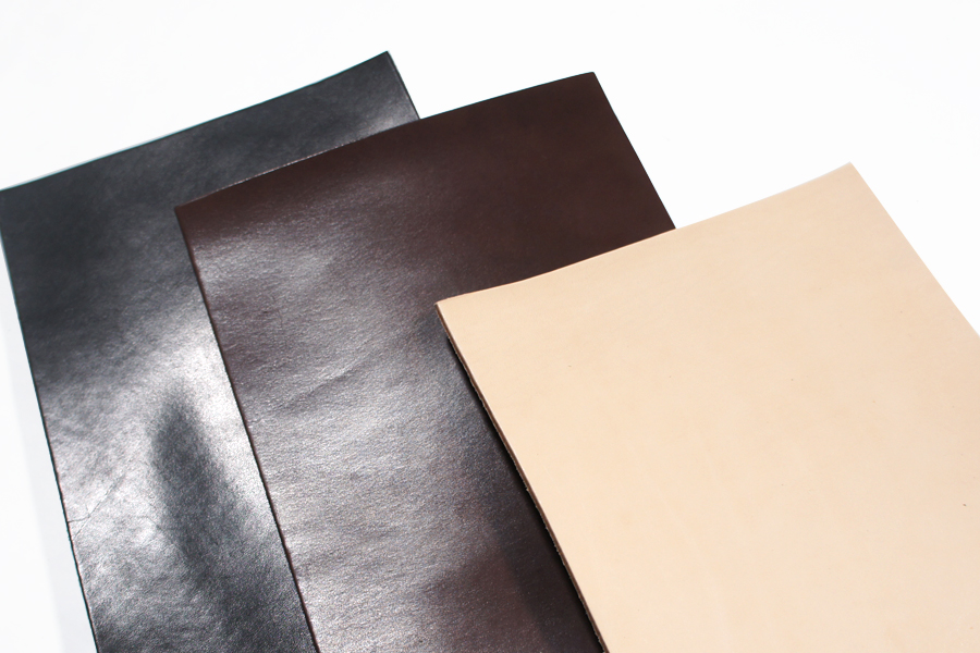 LC Leather Glazed Standard -Postcard size-