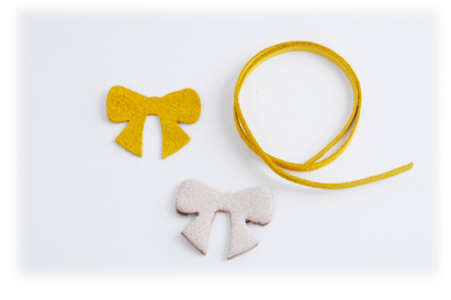 Bookmark Kit <Tied Bow>