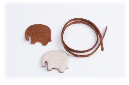Bookmark Kit <Elephant Sideway>
