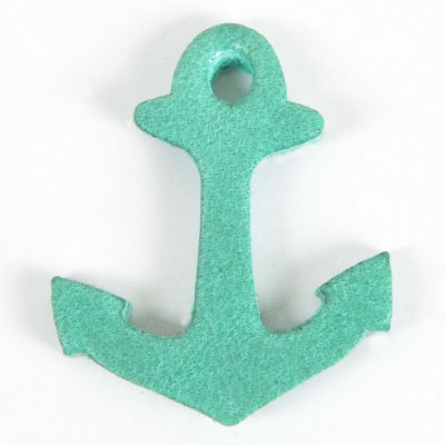 Marine Charm Mini Anchor