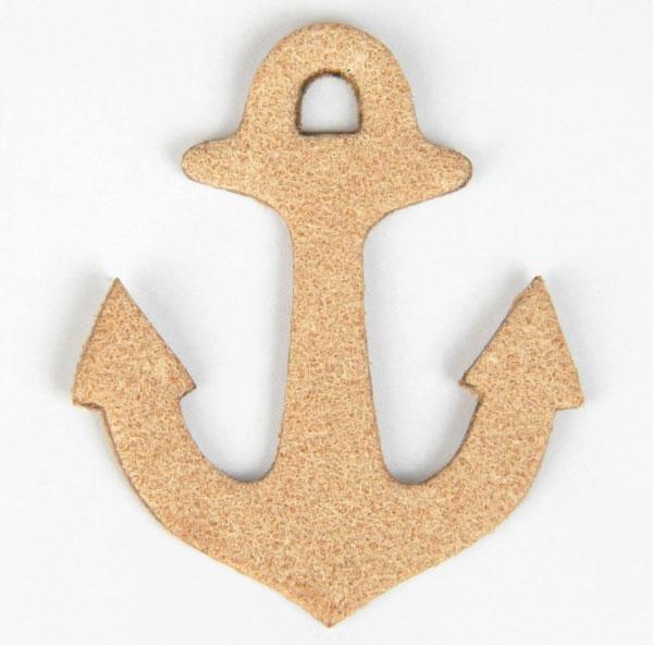 Marine Charm<Backing Charm> Anchor