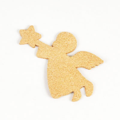 Fairy Tale Charm <Backing Charm> Engel Star