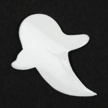 <Enamel>Halloween Charm <Ghost>(5 pcs)