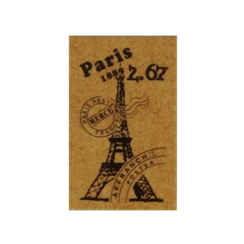 Flea Market Stamp - Eiffel Tower
