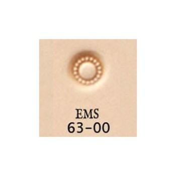 <EMS Stamp>Flower Center 63-00