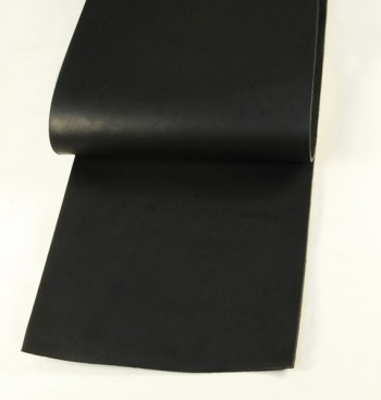 Leather cut in 30cm width, LC Tooling Leather Standard <Black>
