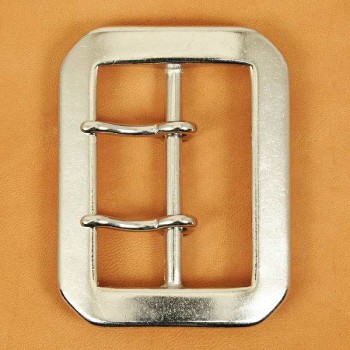 Double Prong Buckle 50 Matte N