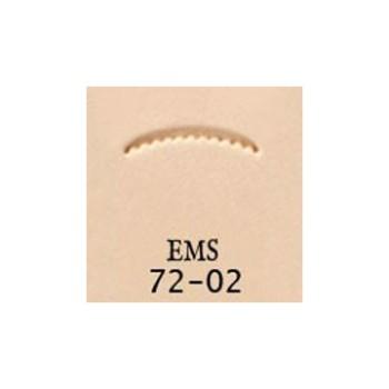 <EMS Stamp>Veiner 72-02