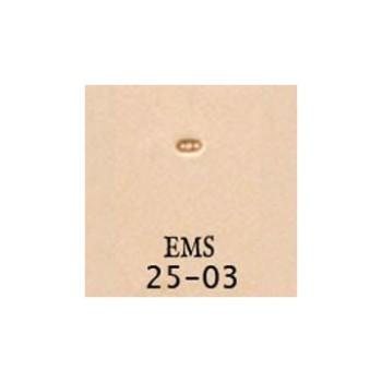 <EMS Stamp>Bar Grounder 25-03
