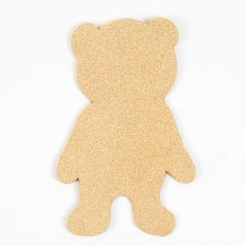 LC Bear Charm L <Backing Charm>