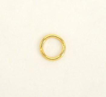 Iron Jump Ring - 12 mm
