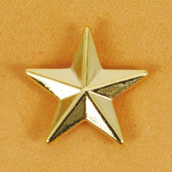 Star Rivet < Medium > - Gold (5 pcs)