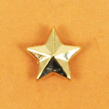 Star Rivet < Small > - Gold (5 pcs)