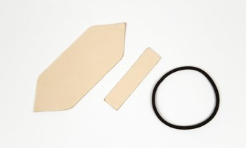 Leather Hair Ribbon kit - LC Tooling Leather Standard