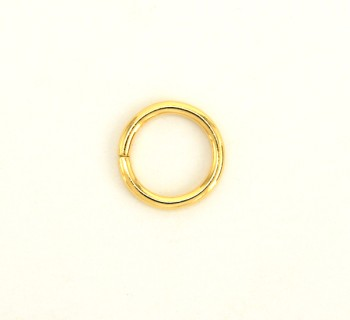 Iron Jump Ring - 15 mm