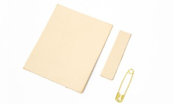 Leather Ribbon Pin kit<Large> - LC Tooling Leather Standard