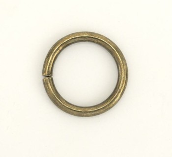 Iron Jump Ring - 24 mm -Antique(4 pcs)