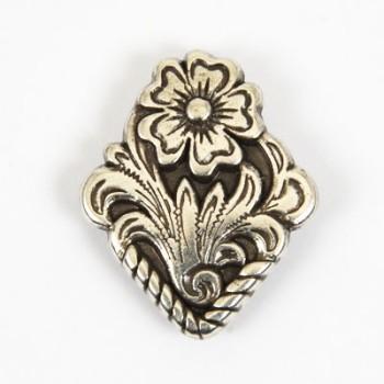 Concho Arabesque Flower  (Diamond )