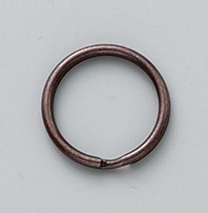 Double Split Key Ring - 18 mm