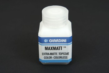 MAXMATT Top Coat Matte Finish