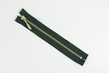 LC Zipper (YKK) 14 cm ( Nickel )(1 pc)