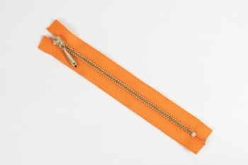 LC Zipper (YKK) 15 cm ( Nickel )