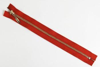 LC Zipper (YKK) 20 cm ( Nickel )