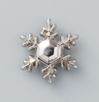 Decorative Rivet Snowflake(1 pc)