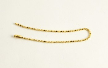 Ball Chain 20 cm - Gold(3 pcs)