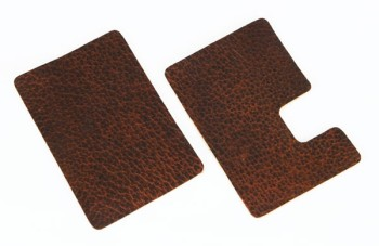 Leather Card Case Kit - American Bison