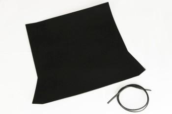 Leather Pen Case Kit < L > - LC Leather Glazed Standard