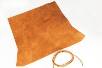 Leather Pen Case Kit < L > - Leather Mostro