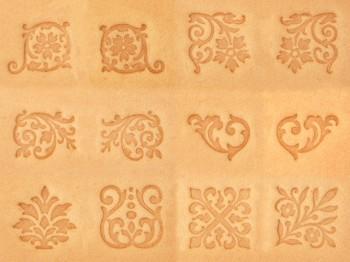 Floral Stamp Set