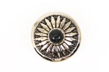 Stone Concho Onyx <21 mm>