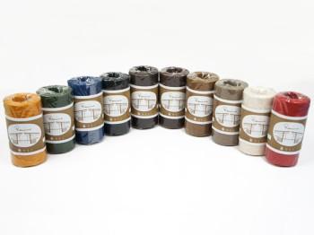 Ramie Thread Heavy Wax Coated 30/3 (Super fine)