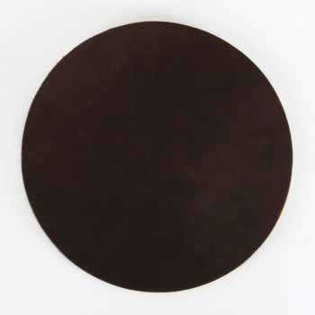 Round Coaster - LC Tooling Leather Standard