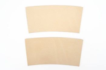 Cup sleeve kit - LC Tooling Leather Standard