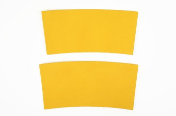 Cup sleeve kit - LC Premium Dyed Leather Struck Through