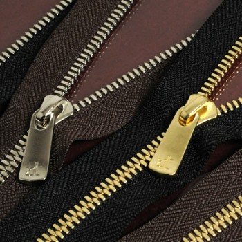 YKK Zipper <EXCELLA>#3 14 cm Nickel (5 pcs)