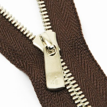 YKK Zipper <EXCELLA>#3 18 cm Nickel (1 pc)