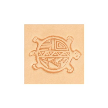 Pictorial Stamp ( Round Turtle )