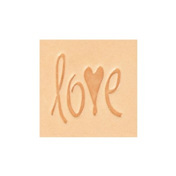 Pictorial Stamp ( Love )