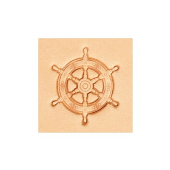 Pictorial Stamp ( Ships Wheel )