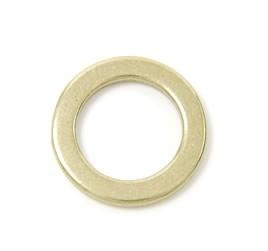 Cast Brass Flat Ring - 30 mm