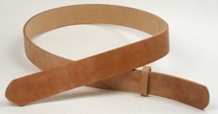 Hermann Oak Harness Leather Belt Blanks H130cm x W2.5cm