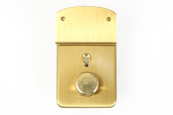 Bag Lock - Gold