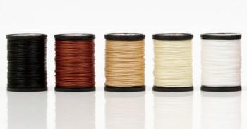 ZEBRA Waxed Nylong Thread 0.55 mm x 55 m