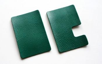 Leather Card Case Kit - Toscana
